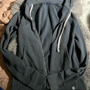 Gap XS Hoodie Broken Zipper
